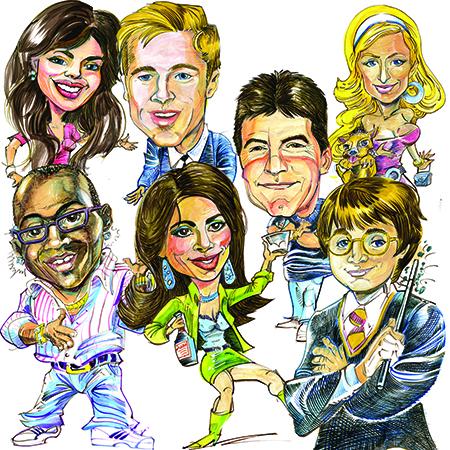 Caricature Promo