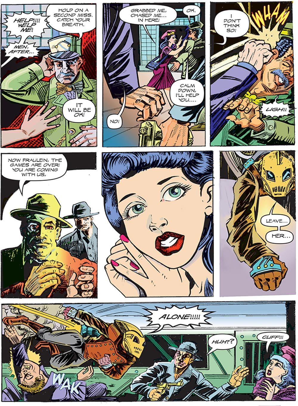 Rocketeer Page 7